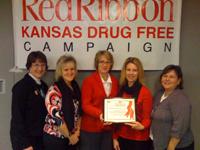 Red Ribbon Award Ceremony