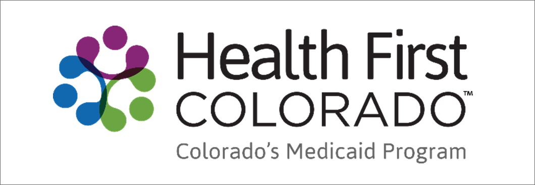 Visit Health First Colorado website at healthfirstcolorado.com